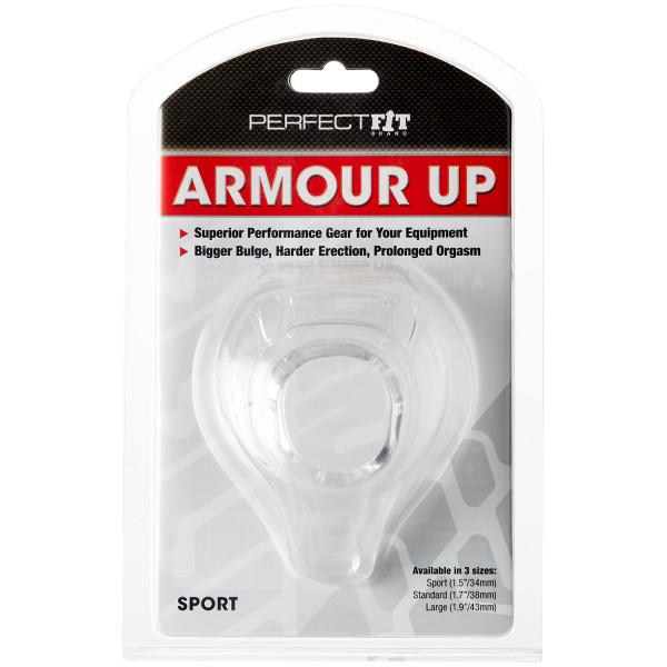 Perfect Fit Armour Up Sport Penisring bild på förpackningen 91