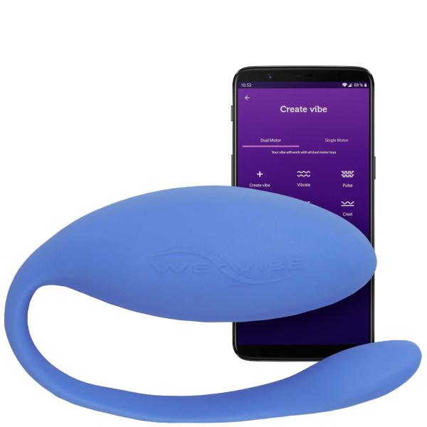 We-Vibe Jive Appstyrd G-Punktsvibrator produkt och app 1