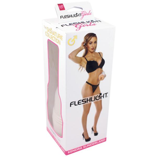 Fleshlight Girls Kendra Sunderland Angel bild på förpackningen 100