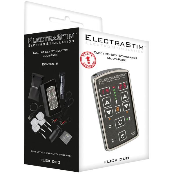 ElectraStim Flick Duo Stimulator Multi-Pack