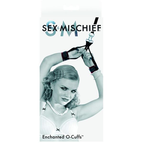 Sex & Mischief Enchanted O-Cuffs Handledsmanschetter  2