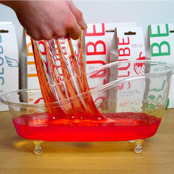 Slube Strawberry Daiquiri Vattenbaserat Badgel 250 g  3
