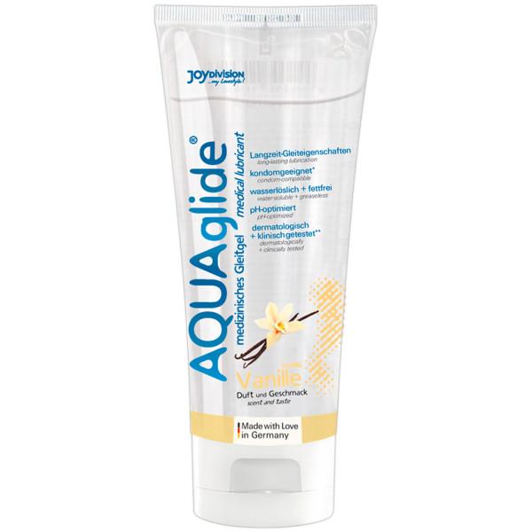 Aquaglide Glidmedel med Smak 100 ml - PRISVINNARE  1