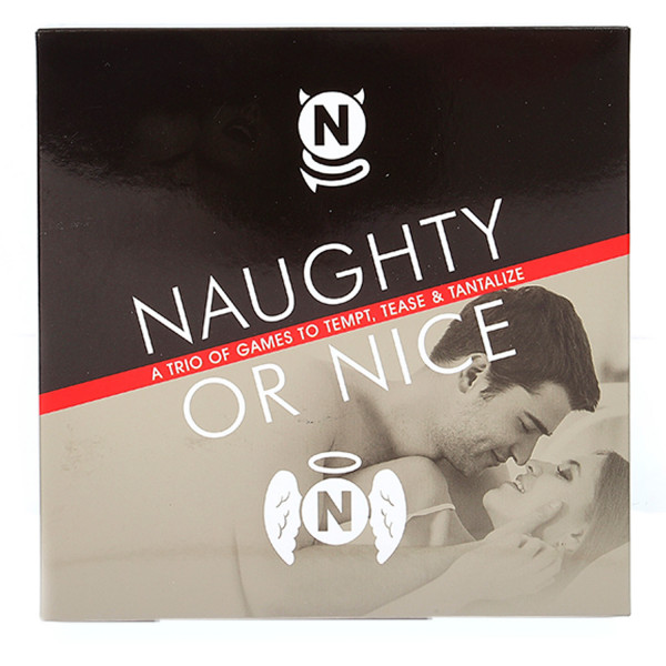 Naughty or Nice 3-i-1 Parspel