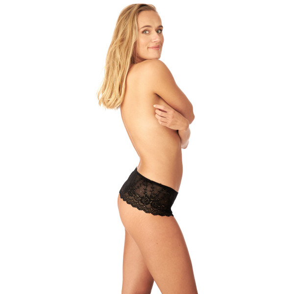 Nortie Gunilla Grenlös Hipster i Spets produkt på modell 2