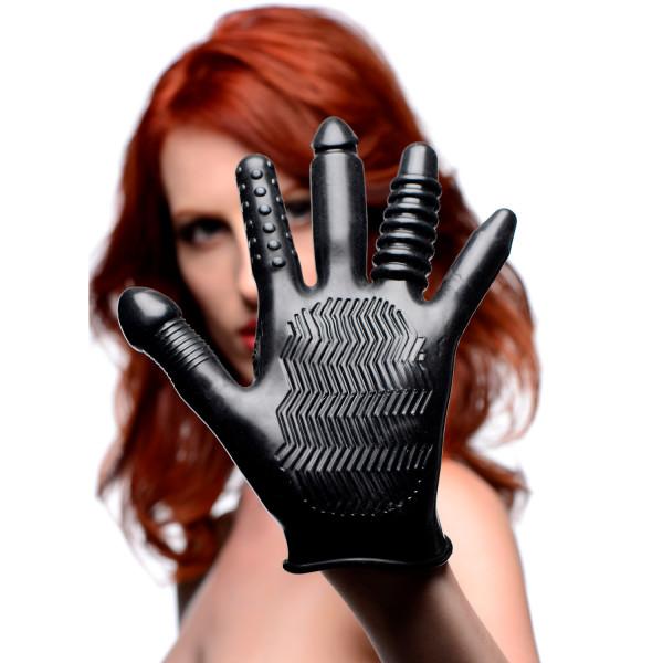 Master Series Pleasure Poker Handske  5