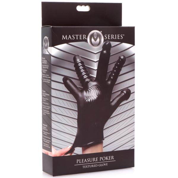 Master Series Pleasure Poker Handske  4