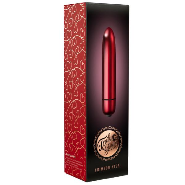 Rocks Off Crimson Kiss 90 mm Klitorisvibrator  4