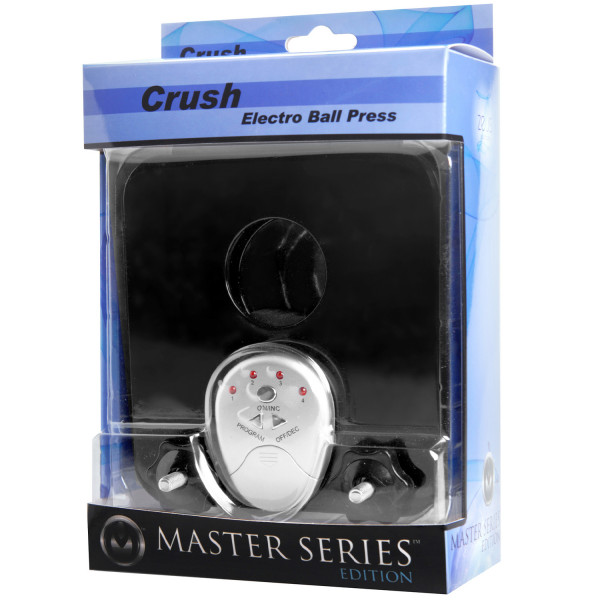 Master Series Elektro CBT Cock and Ball Crusher  4