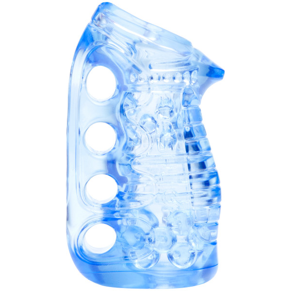Fleshlight Fleshskin Grip Blue Ice  1