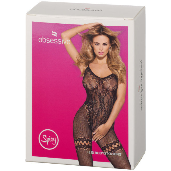 Obsessive Floral Catsuit Plus Size Pack 90