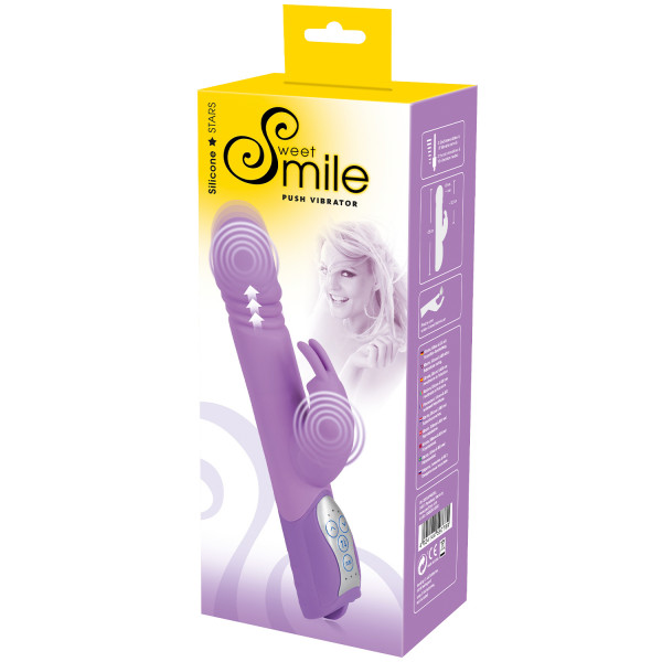 Sweet Smile Push Rabbitvibrator  6