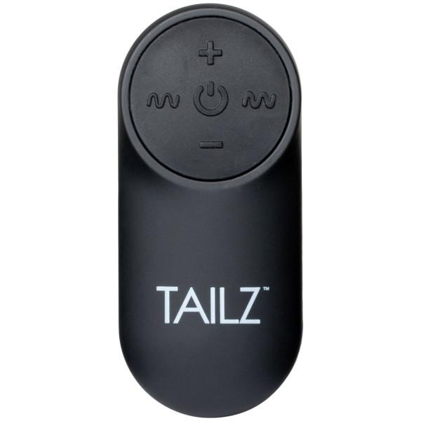 Taliz Bunny Tail Vibrerande Analplugg med Fjärrkontroll  5
