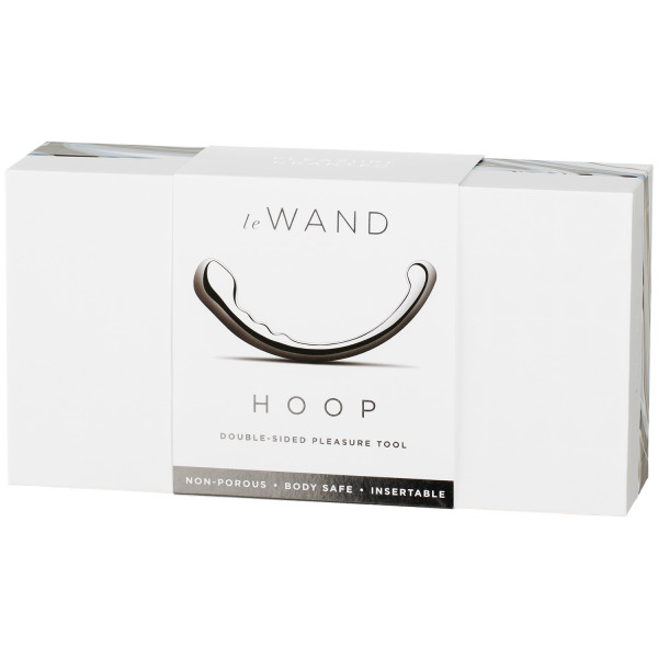 Le Wand Hoop Stimulator i Stål