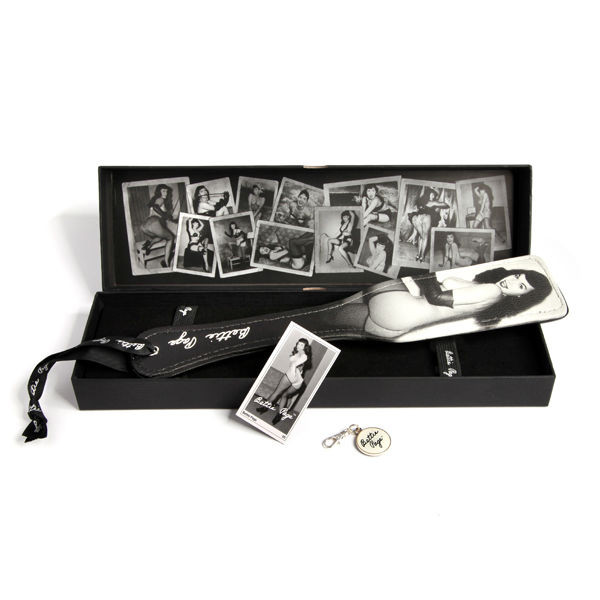 Bettie Page Picture Perfect Spanking Paddle