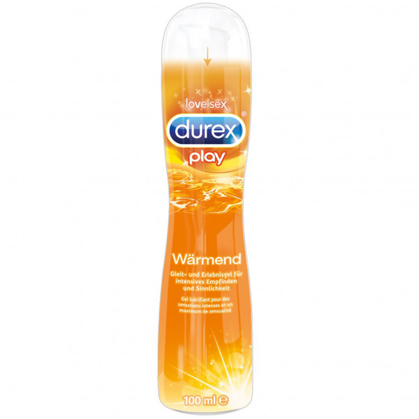 Durex Play Värmande Glidmedel 100 ml  1