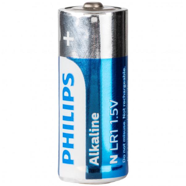 Philips Alkaline LR1 1.5V Batteri  100