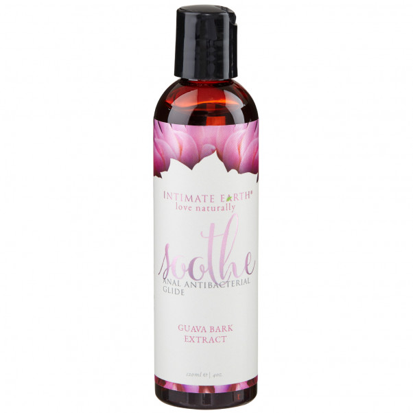 Intimate Earth Soothe Analt Glidmedel 120 ml  1