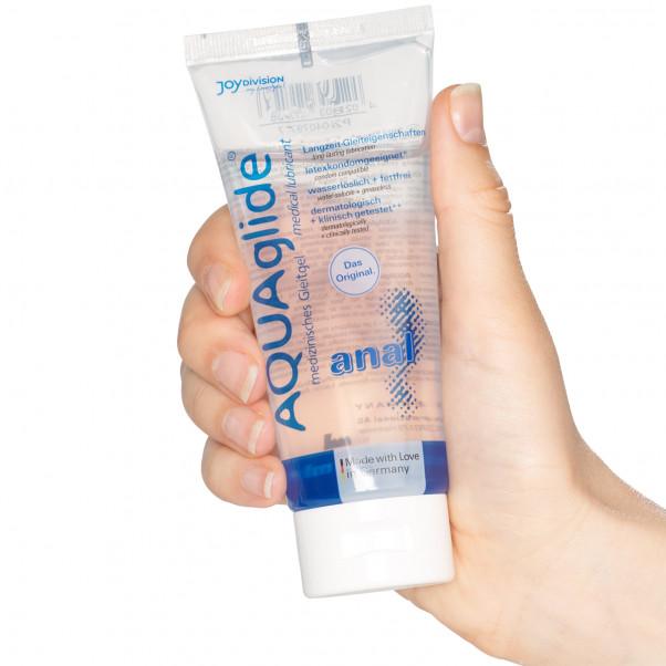 Aquaglide Analt Glidmedel 100 ml  50