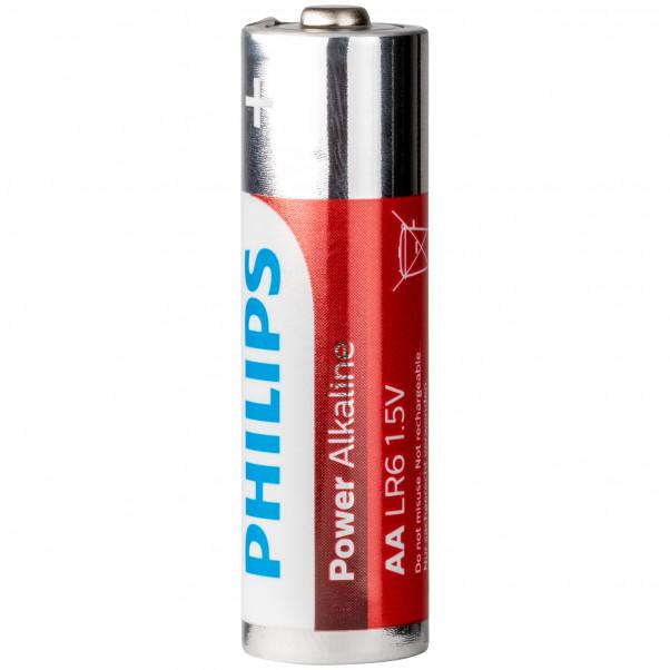 Philips LR06 AA Alkaline Batterier 4 st  100