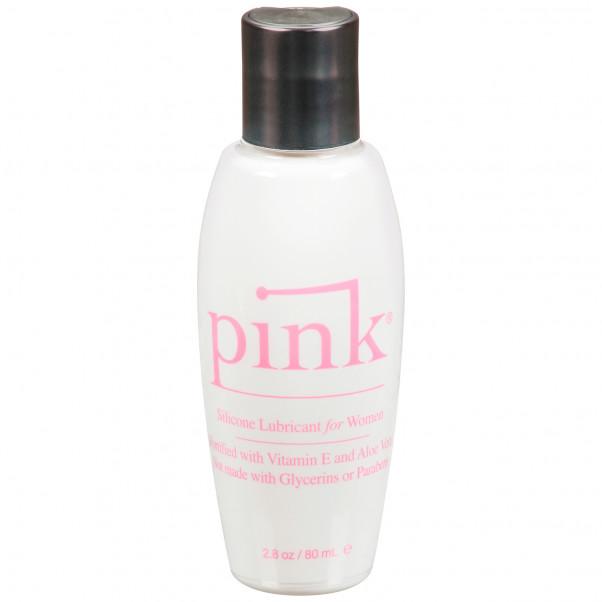 Pink Silikon Glidmedel 80 ml  1