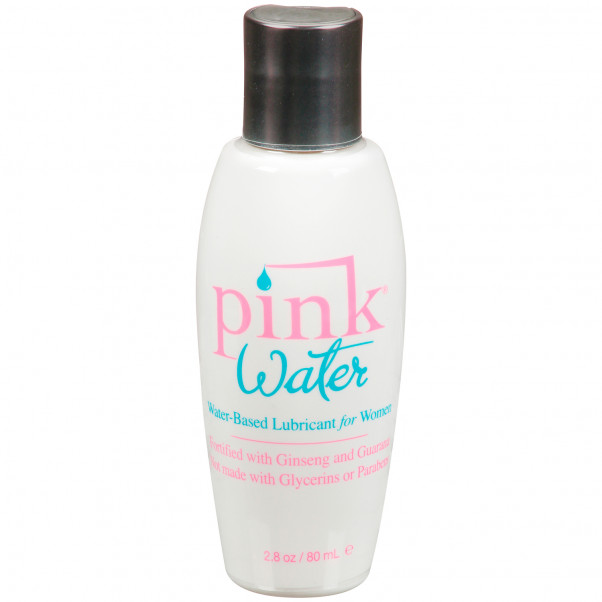 Pink Water Vattenbaserat Glidmedel 80 ml  1