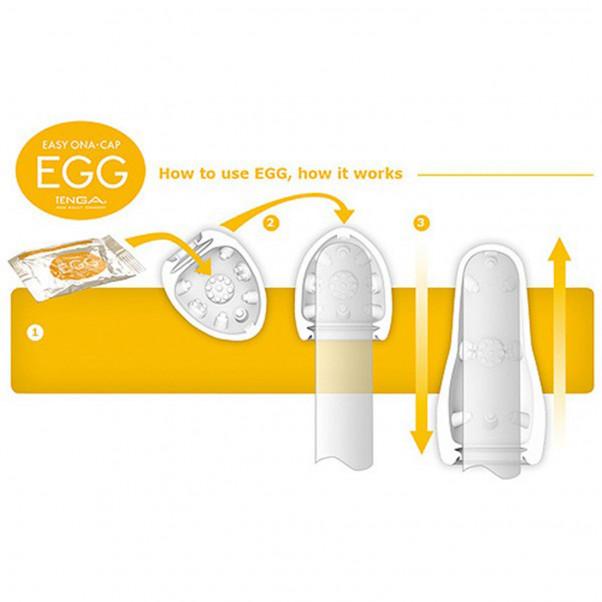 TENGA Egg Masturbator 6-pack produktbild 4