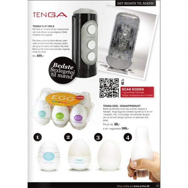TENGA Egg Masturbator 6-pack produktbild 5