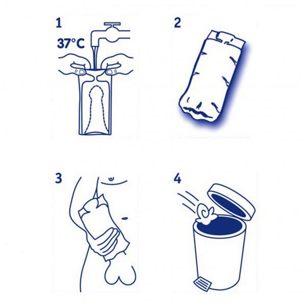 WaterWoman Onaniprodukt för Män 5-pack -TESTVINNARE  2
