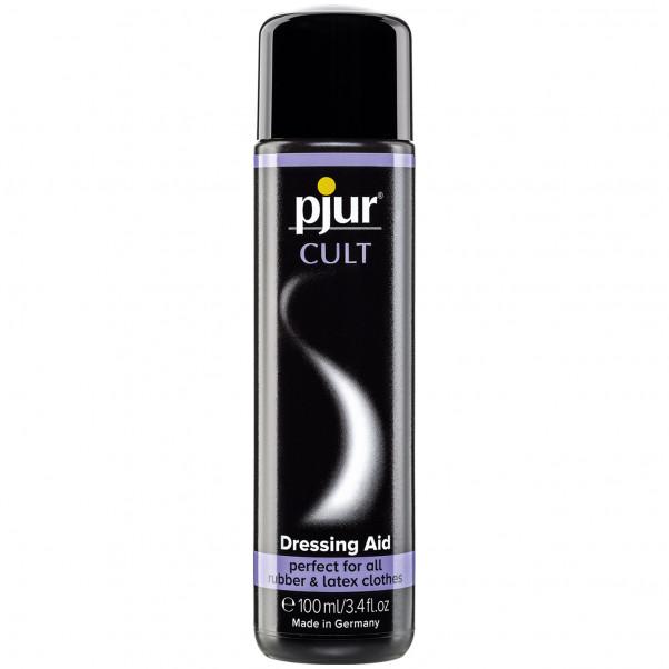 Pjur Cult Latex Dressing Aid och Conditioner 100 ml  1