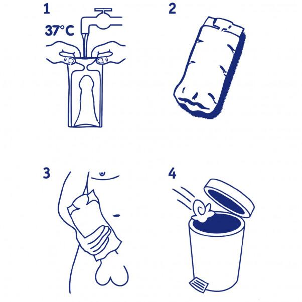 WaterWoman Anal Onaniprodukt för Män 3-pack -TESTVINNARE illustration 20