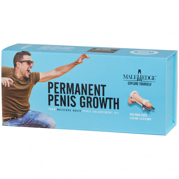 Male Edge Basic Penisförlängare bild på förpackningen 90