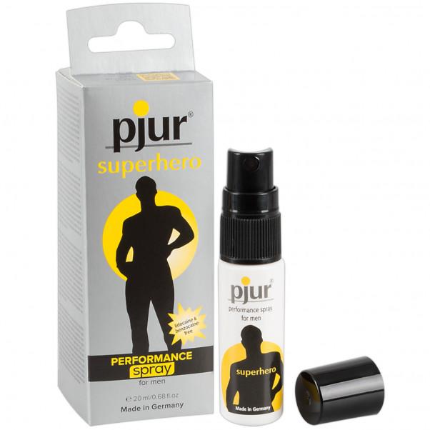 Pjur Superhero Performance Spray för Män 20 ml  1