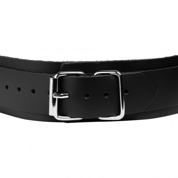 Spartacus Halsband Med Bröstklämmor Svart produktbild 2