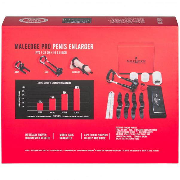 Male Edge Pro Penisförlängare bild på förpackningen 90