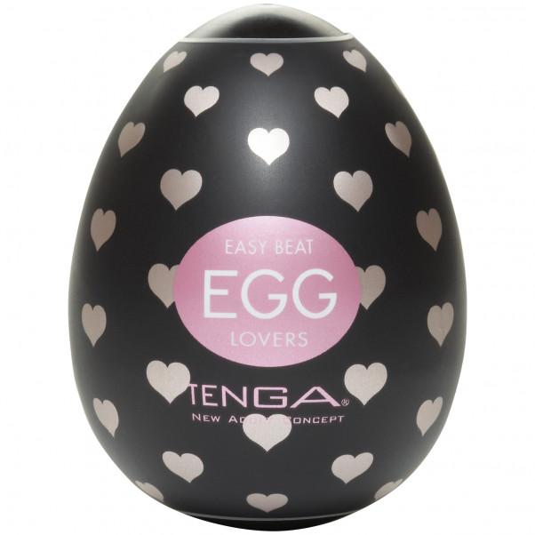 TENGA Egg Easy Beat Handjob för Män produkt i hand 1