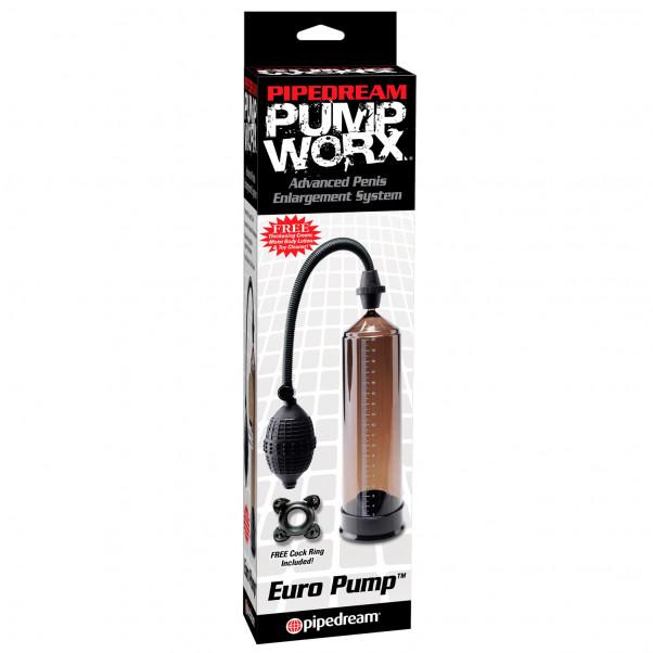 Pump Worx Penispump med Mått