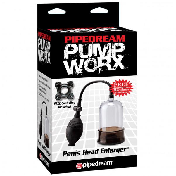 Pump Worx Penishuvud Förstorare