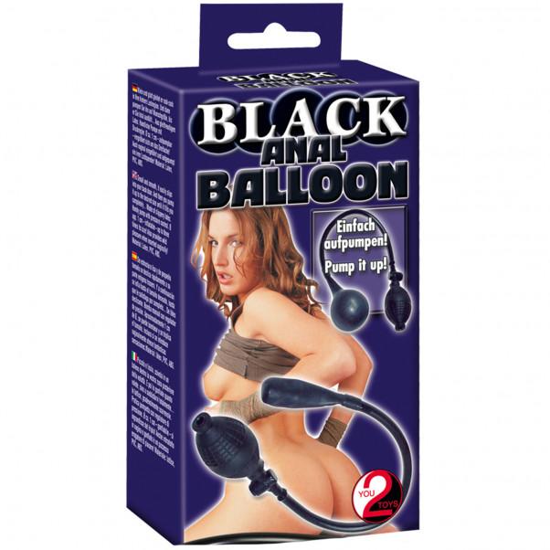 Anal Ballong Svart  3