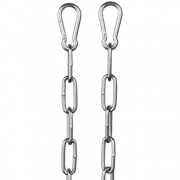 Rimba Metall Kedja Med Karbinhakar 100 cm bild på förpackningen 1