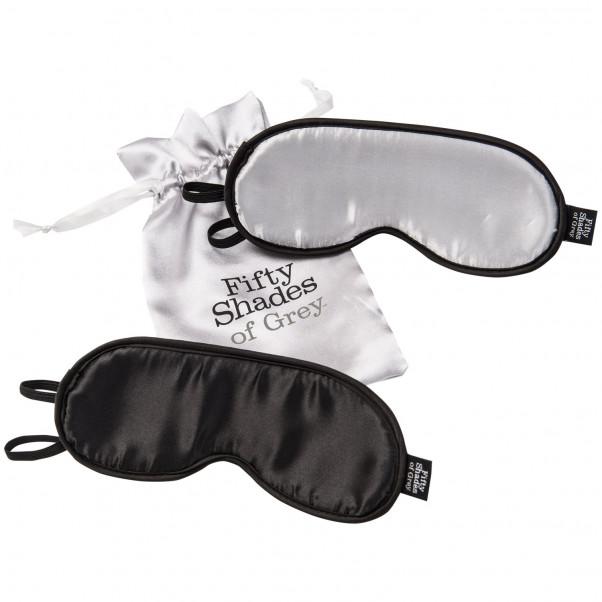 Fifty Shades of Grey Dubbelt Blindfold Set  2