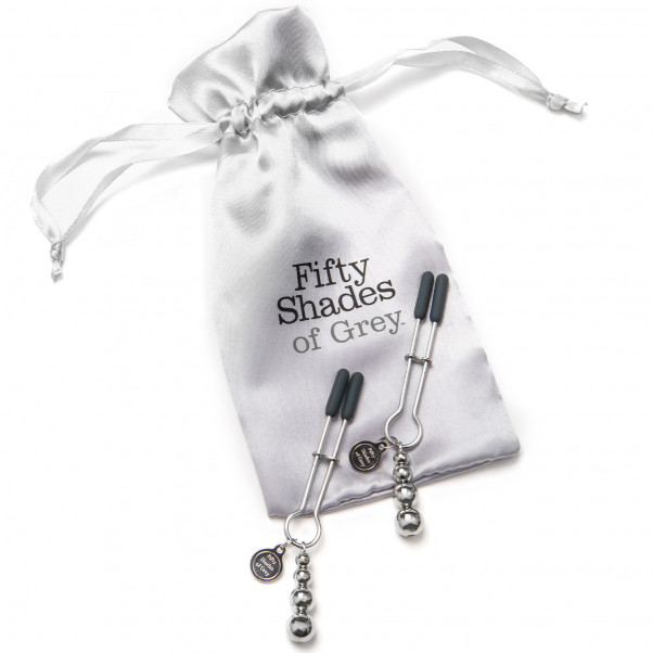 Fifty Shades of Grey The Pinch Nipple Clamps  2