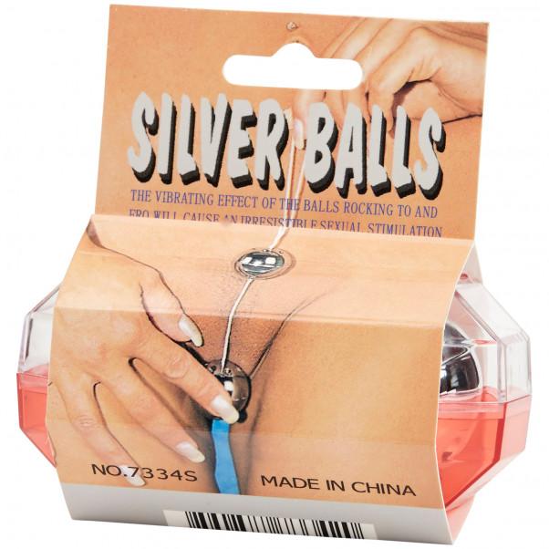 Silver Balls Sexkulor  10