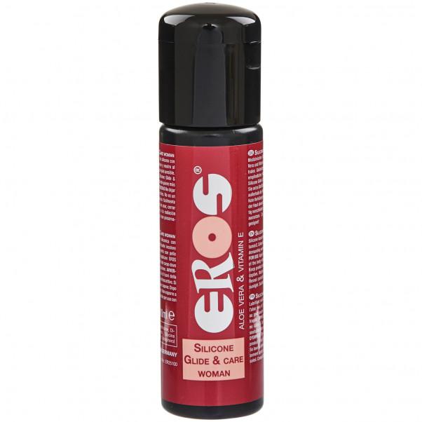 Eros Woman Silikon Glidmedel 100 ml  1