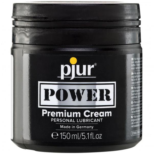 Pjur Power Kräm Glidmedel 150 ml.  1