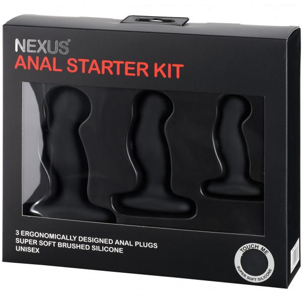 Nexus Anal Starter Kit bild på förpackningen 90