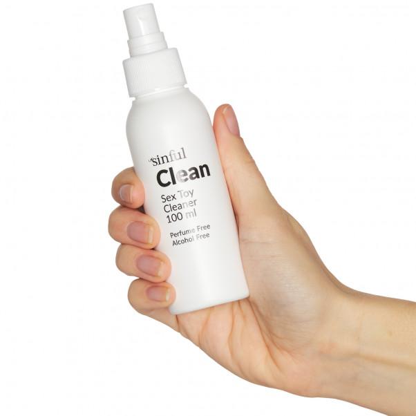 Sinful Clean Sexleksaksrengöring 100 ml  51
