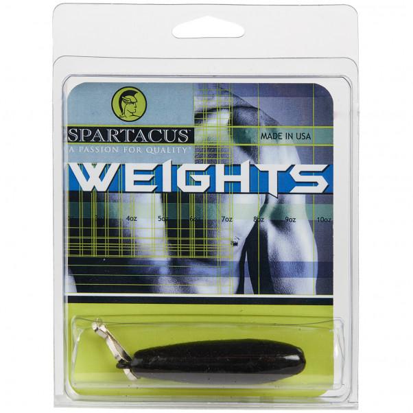 Spartacus Vikt 120 gram bild på förpackningen 90