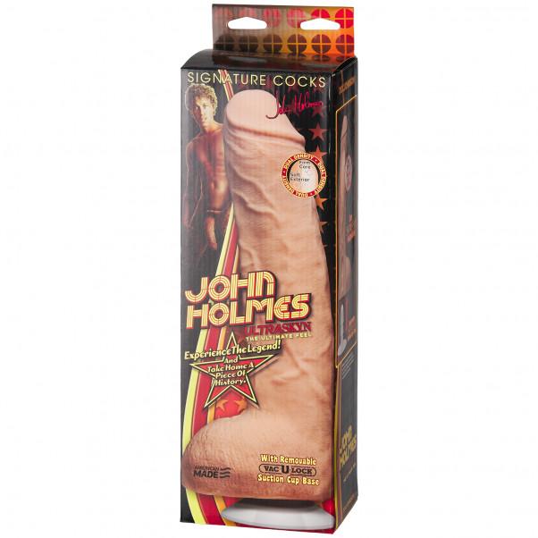 John Holmes Realistisk Dildo bild på förpackningen 90