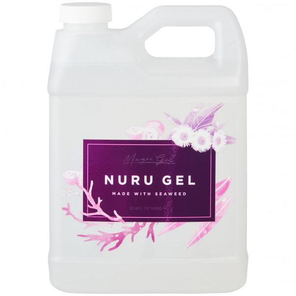 Nuru Gel Massagolie 1000 ml produktbild 1